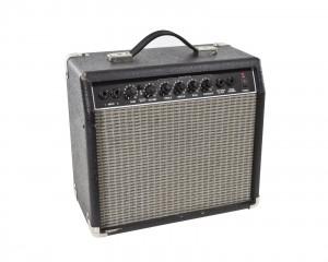 Combo guitar amp