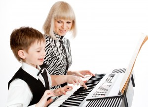 Keyboard teacher